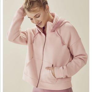 Fabletics Demi lovato Valeria hoodie cropped